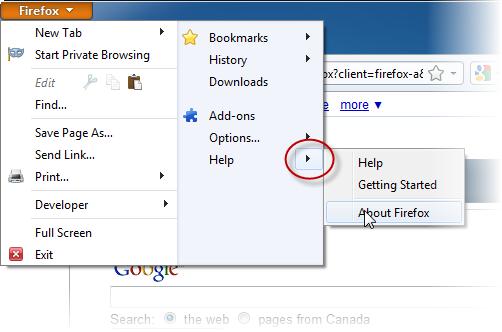 How to update Firefox 4 Beta – Chris Ilias